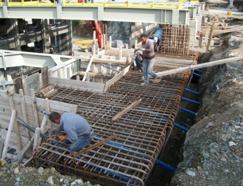 Construction of Foundations in Industrial Installation
