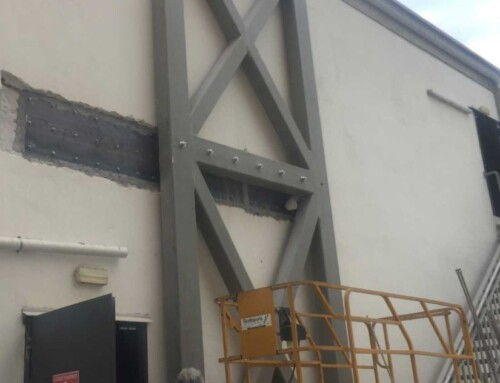 Ενίσχυση Φέροντος Οργανισμού Κτιρίου στην Αθήνα